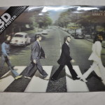 3D plakát Abbey Road The Beatles 999,-