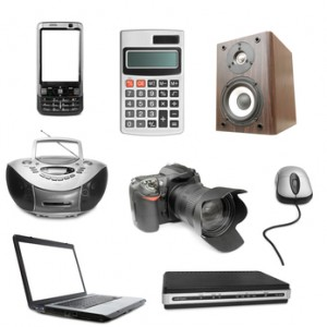 Ceny použité spotřební elektroniky