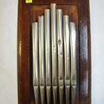 Mini varhany na zeď 990,-