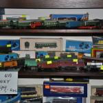 Modely vláčků SLEVA! kus 299,-