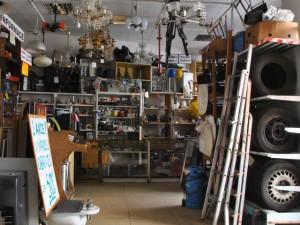Bazar nábytek a nářadí