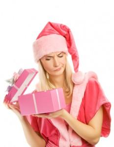 Nevhodné vánoční dárky