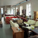 Jak to vypadá uvnitř nové prodejny použitého nábytku v Ostravě