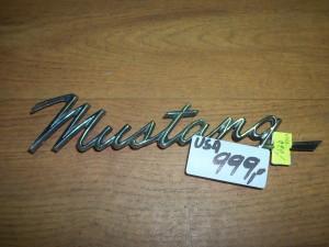 Značka Mustang USA 999,-